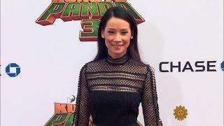 """Elementary"" star Lucy Liu"