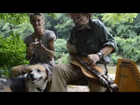 Lost Indian - Red Rocking Chair - Lyle Rickards & Spoon Lady #Video