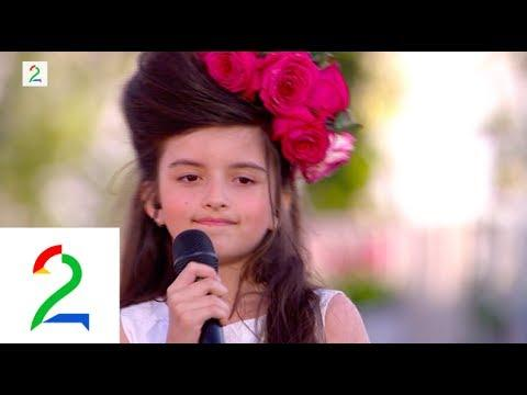 Wow! Angelina Jordan (8): What A Difference A Day Make