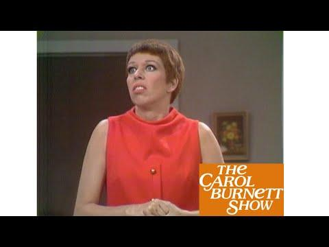 Mrs. Invisible Man from The Carol Burnett Show #Video