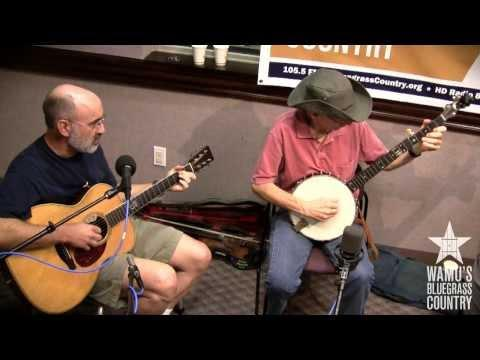 Paul Brown & John Schwab - Leaning On The Everlasting Arms [Live At WAMU's Bluegrass Country]