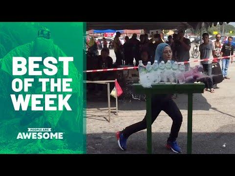 Bladesports, Rock Climbing & More | Best of the Week