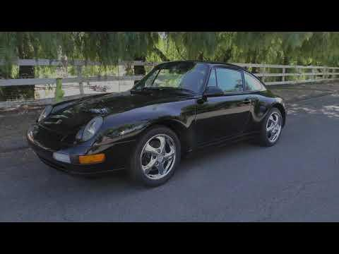 1997 Porsche Video - 911/933 3.6L Air Cooled 6 Speed Dry Climate History