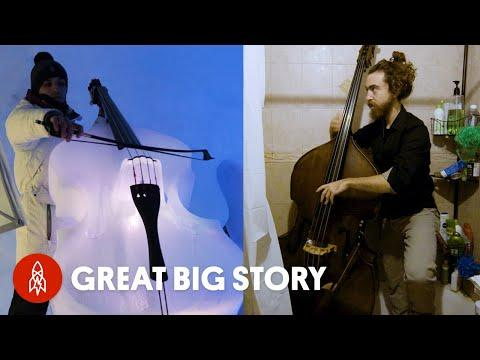 Four Unusual Orchestras Video and Their Unusual Instruments