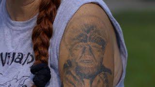 Tattoo Tales: Tia's Wolfman | Pit Bulls & Parolees
