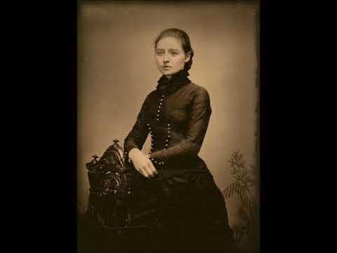 39 Amazing Photos of Women From the Mid-19th Century Video