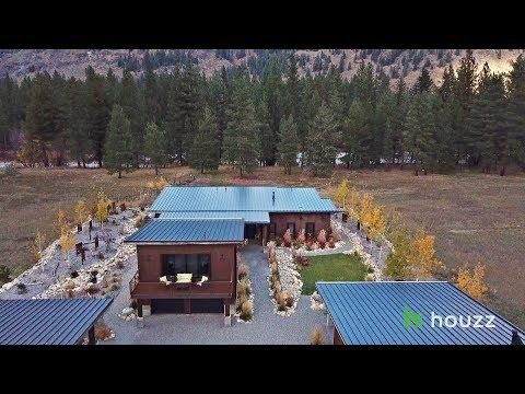 A Fun, Modern Family Home Designed to Survive Wildfires