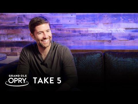 Josh Turner | Take 5 | Opry