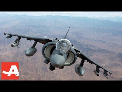 Retired Pilot Buys Own Fighter Jet