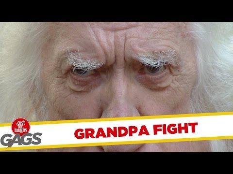 Grandpa Fight