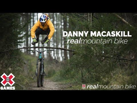 Meet Danny MacAskill - Mountain Biker Extraordinaire! #Video