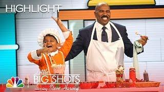 Little Big Shots - Little Chef Kicha (Episode Highlight)