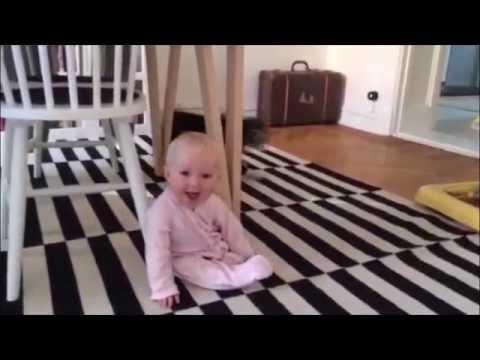 Baby, Babies, Laughing Babies, Cute Baby, Cute Puppies, Laughing Baby, Baby Laughing, Cute, Funny Ba