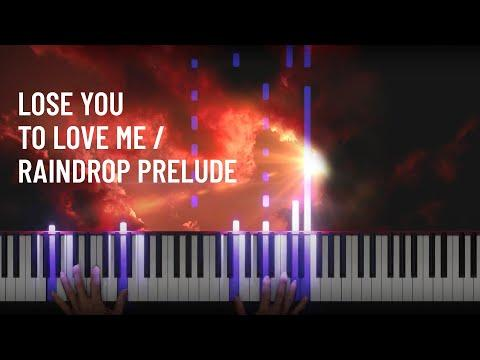 Selena Gomez Video - Lose You To Love Me - A.I. Learns To Play The Piano Guys