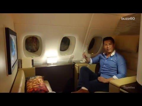 Man Takes $23,000 Flight On Luxury Airlines For $108