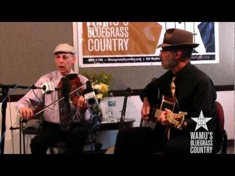 Paul Brown & John Schwab - Lonesome Road Blues [Live At WAMU's Bluegrass Country]