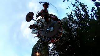 Mrs. Jones - Chris Rodrigues & Spoon Lady - tiny planet