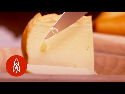 This Rare, Golden Cheese Is Only Made in the Polish Mountains