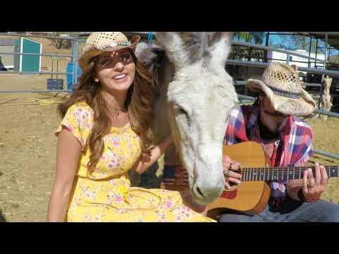A Donkey Named Hazels Personal Song - Hooray for Hazel #Video