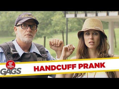 Handcuff Prank