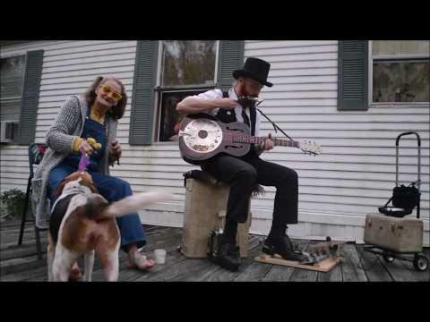 Chris Rodrigues & Abby the Spoon Lady - I Wake Up With The Blues