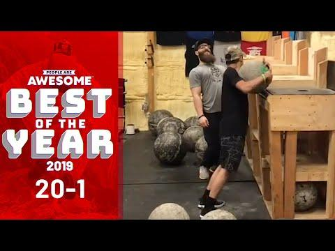 Top 100 Videos of the Year (20-1) | People Are Awesome