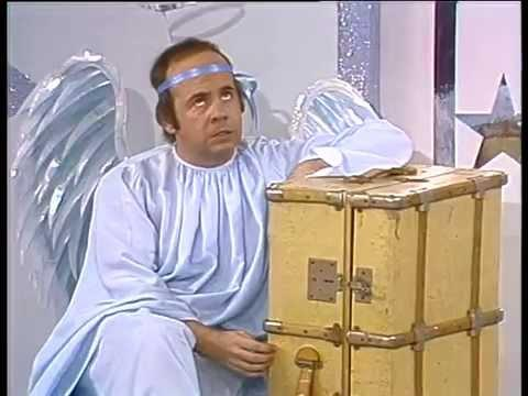 The New Angel From The Carol Burnett Show (full Sketch)