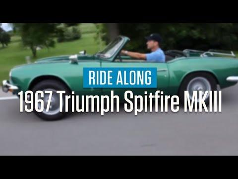 1967 Triumph Spitfire MKIII | Ride Along