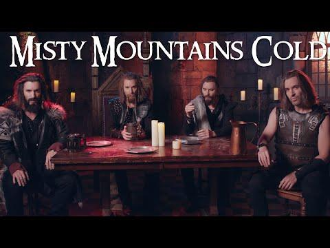 FAR OVER THE MISTY MOUNTAINS COLD | Low Bass Singer Cover #Video
