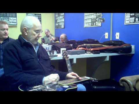 Mike Auldridge - For Buddy