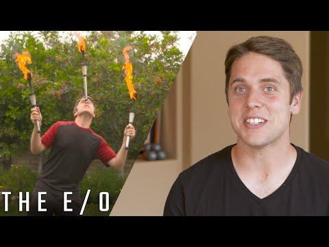 Pro Juggler | Josh Horton | The E/O