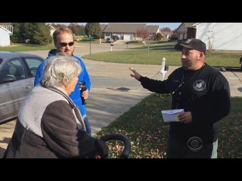 Couple thankful for repo man who took their car