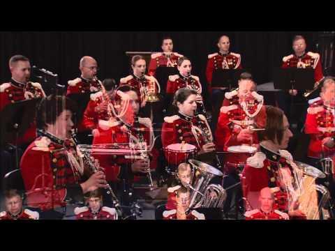The Stars And Stripes Forever - U.S. Marine Band