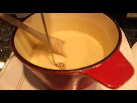 Cheese Fondue Recipe - OrsaraRecipes
