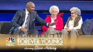 Little Big Shots: Forever Young - A Couple of Feisty Grandmas (Episode Highlight)