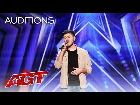 This Singers Video Will Surprise You With - Let's Get It On - America's Got Talent 2020