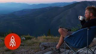 In Montana, a Solitary Life on Lookout Mountain