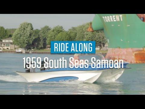 1959 South Seas Samoan | Ride Along