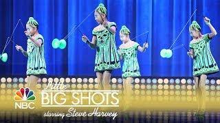 Little Big Shots - The Diabolos (Episode Highlight)