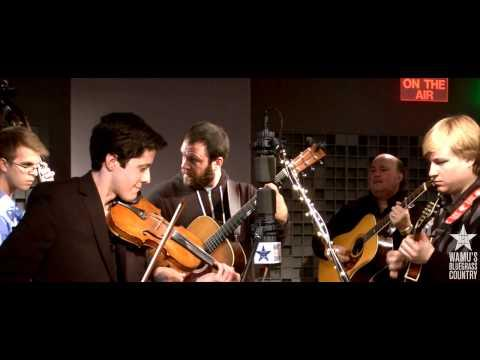 Cris Jacobs With The Charm City All Stars - Crooked Eyed John [Live At WAMU's Bluegrass Country]