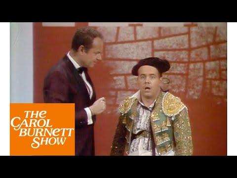 The Bullfighter from The Carol Burnett Show