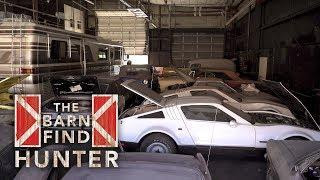 Barn Find Hunter | Forgotten warehouse full of cars must go! - Ep. 21