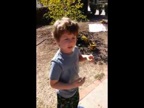 Boy With Autism Gets Surprise Gift From Trash Man