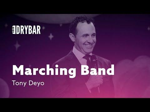 Marching Band. Tony Deyo