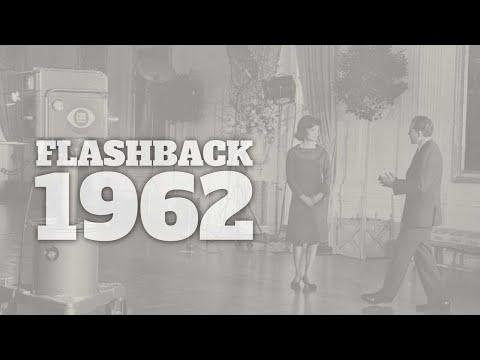 Flashback to 1962 - A Timeline of Life in America #Video