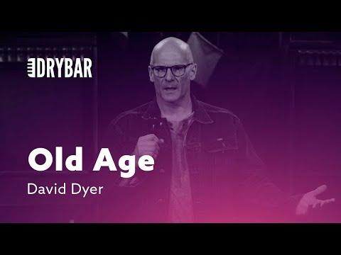 Things They Don't Tell You About Old Age. David Dyer