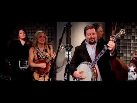 Rhonda Vincent & The Rage - All About the Banjo [Live at WAMU's Bluegrass Country]