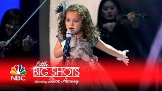 Little Big Shots - A Four-Year-Old Sings Sinatra (Episode Highlight)