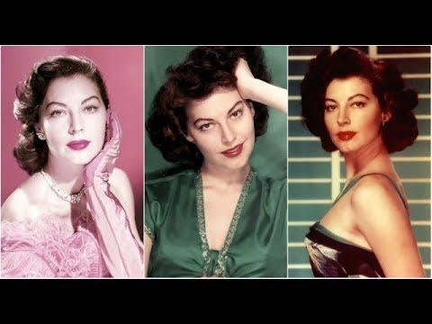 45 Glamorous Photos of Ava Gardner in the 1940s and 1950s
