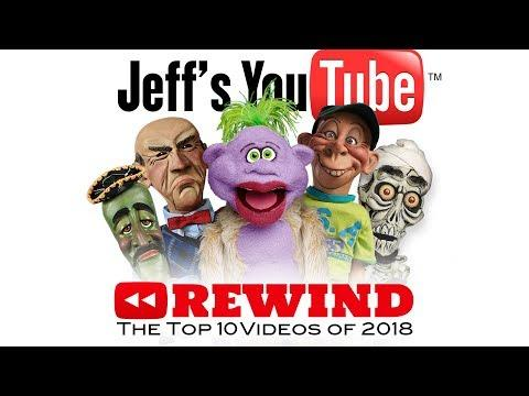(1hr, 13min) Jeff's Rewind! Top 10 Videos From 2018 | JEFF DUNHAM